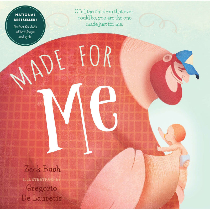 Made for Me (Board Book) Pre-order