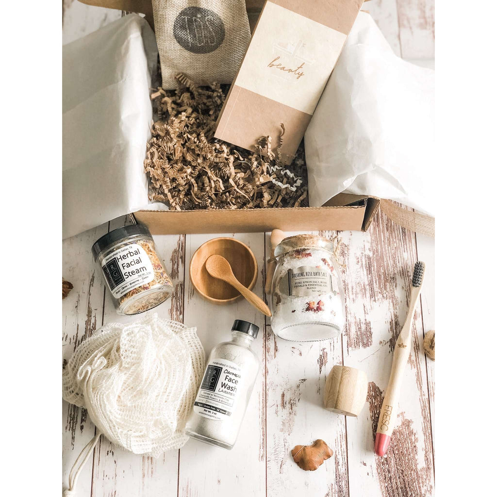 TDS Beauty & Wellness Box - The Dashing Squad