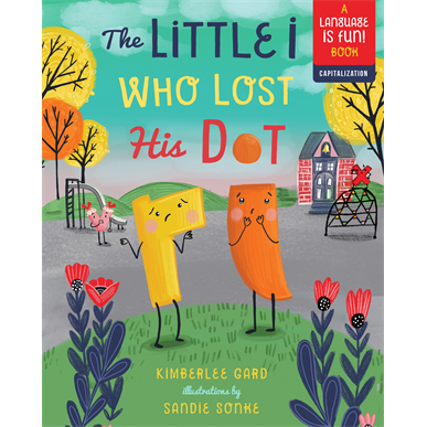 The Little i Who Lost His Dot - The Dashing Squad