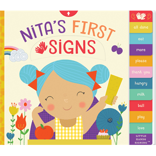 Nita's First Signs - The Dashing Squad