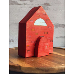 The Three Little Pigs House Set