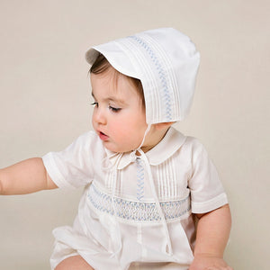 Boys Vintage Bonnet