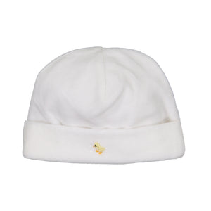 Velour Duck Hat