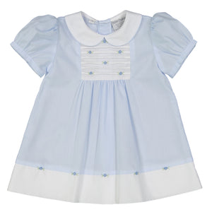 Rosebud Bib Dress