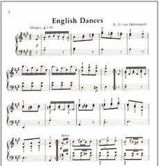 English Dances - Sample