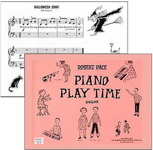 Sample - Halloween Song in Piano Play Time