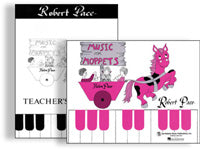Music for Moppets Student's Book and Teacher's Manual