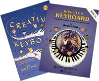Music for Keyboard & Creative Keyboard Companion Books