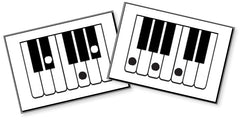Chords In A Flash - Major Chord Flashcards