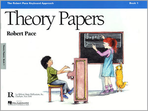Theory Papers Book 1 - Robert Pace