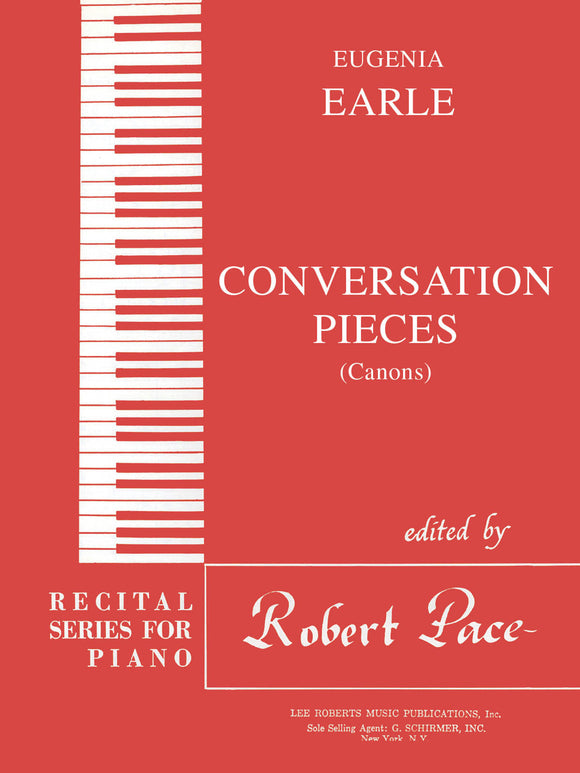 Conversation Pieces By Eugenia Earle