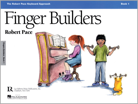 Finger Builders (Revised) - Book 1