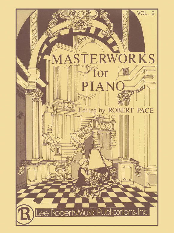 Masterworks for Piano, Vol. 2