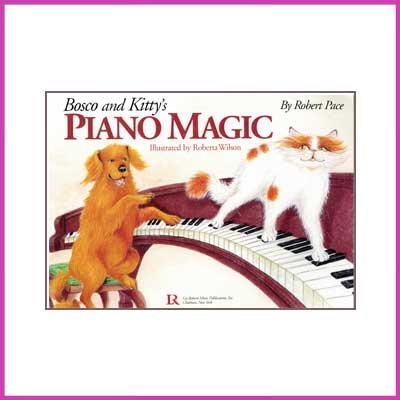 Bosco & Kitty's Piano Magic - Read Aloud Story