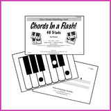 Chords In A Flash Flashcards - Learn Chords Fast!