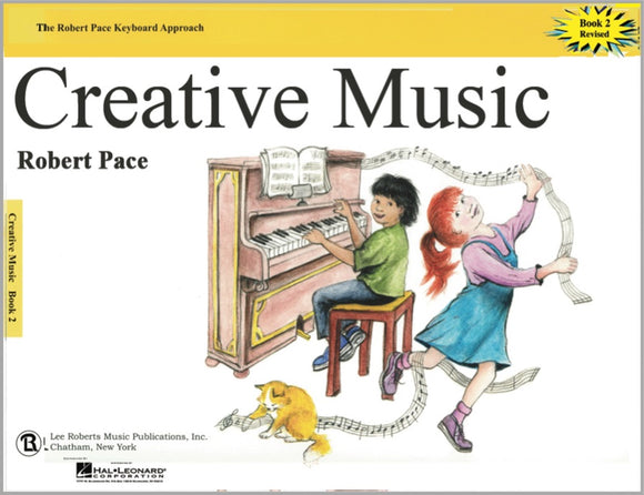 Creative Music (Revised) - Book 2