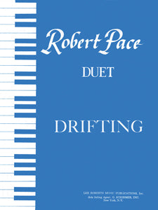 Drifting - Piano Duet By Robert Pace
