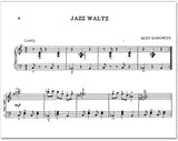 Jazz Waltz From Ez Jazz By Bert Konowitz