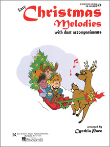 Easy Christmas Melodies w/CD
