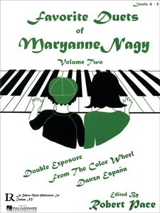 Favorite Duets of Maryanne Nagy - Vol. 2
