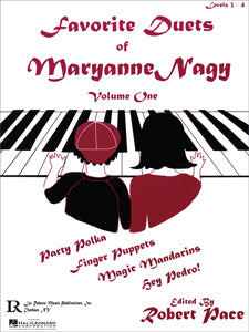 Favorite Duets of Maryanne Nagy - Vol 1