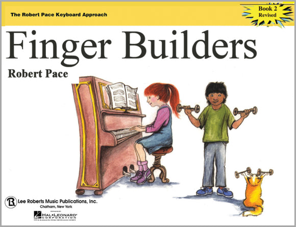 Finger Builders (Revised) - Book 2