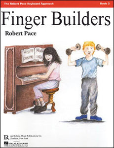 Finger Builders - Book 3