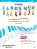 Für Elise Flash Mob - Piano creative improv activity using blues tones found in Beethoven's iconic theme