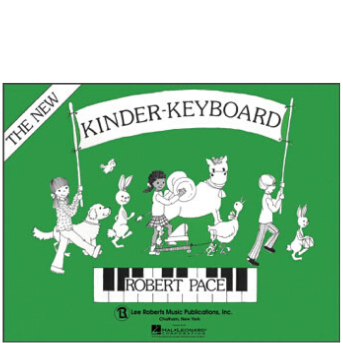 Kinder Keyboard - Early Elementary Piano Book