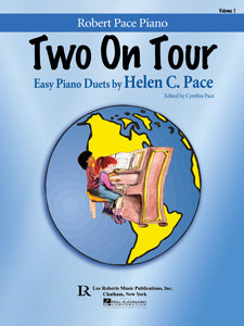 Sleigh Ride - In  Two On Tour Piano Duets - Book 1