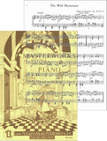 Wild Horseman & 12 Other Selections In Masterworks for PIano - Vol. 2