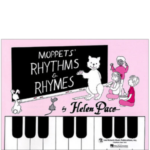 Moppets Rhythmes & Rhymes - Teacher's Guide