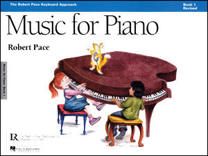 Music for Piano (Revised) - Book 1