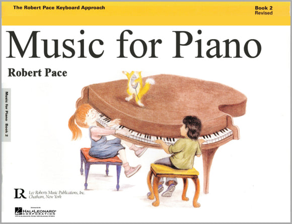 Music for Piano (Revised) - Book 2