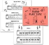 Piano Play Time - Short Piano Solos for Young Piano Beginners