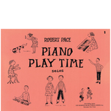 Piano Play Time - Short Solos for Young Beginning Piano Students