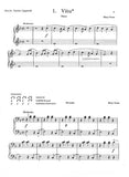 Vitu - Piano Duet Arrangement By Mary Verne (Marion Verhaalen) from Duets On Four Brazilian Songs