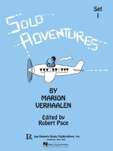 Solo Adventures Set 1 By Marion Verhaalen