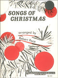 Songs of Christmas - 3-Part Harmony