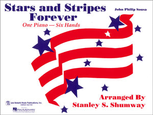 Stars and Stripes Forever Piano Trio Arrangement