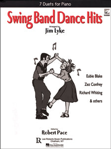 Swing Band Dance Hits w/CD