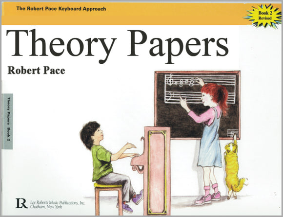 Theory Papers - Level 2 By Robert Pace