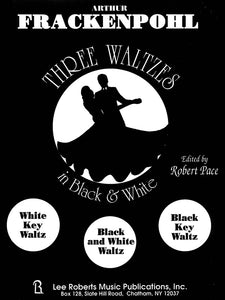 Three Waltzes in Black and White