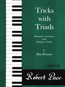 Tricks With Triads - Set 1