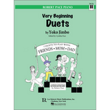 Very Beginning Piano Duets - Very Young Beginners with Parents and Friends