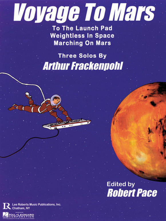 Voyage To Mars By Arthur Frackenpohl