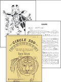 Circle Zoo By Sara Glick - Sample