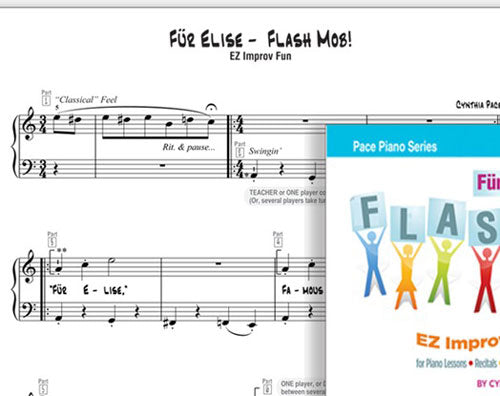 Für Elise Flash Mob!