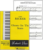 Ghosts On the Stairs - By Earl Ricker