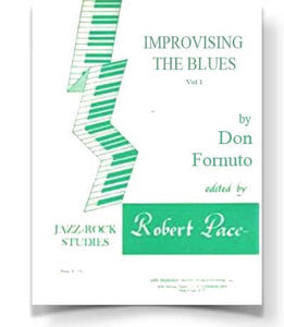 Jazz Rock Studies Block Chord Style By Don Fornuto